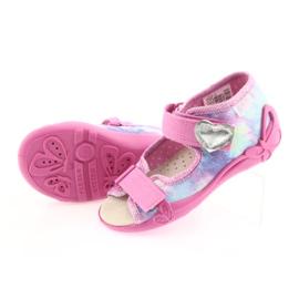 Befado žute dječje cipele 342P005 7