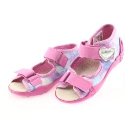 Befado žute dječje cipele 342P005 5