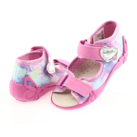 Befado žute dječje cipele 342P005 6
