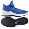Košarkaške cipele Nike Air Max Infuriate 2 Mid M AA7066-400 plava plava 2