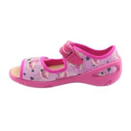 Befado dječje cipele pu 433X030 ružičasta 3