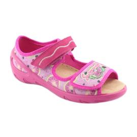 Befado dječje cipele pu 433X030 ružičasta 2