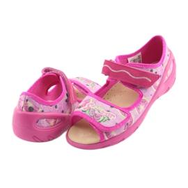 Befado dječje cipele pu 433X030 ružičasta 6