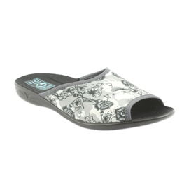 Ženske papuče Adanex 23981 sive 1