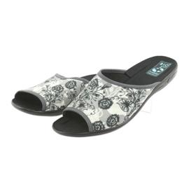 Ženske papuče Adanex 23981 sive 3