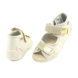 Befado žute dječje cipele 342P003 5