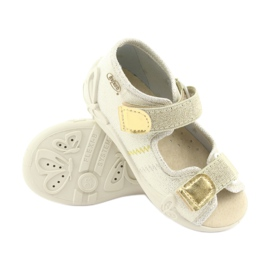 Befado žute dječje cipele 342P003 4