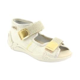 Befado žute dječje cipele 342P003 1