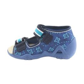 Befado žute dječje cipele 350P004 3