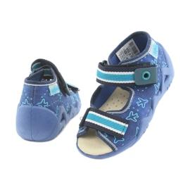 Befado žute dječje cipele 350P004 5