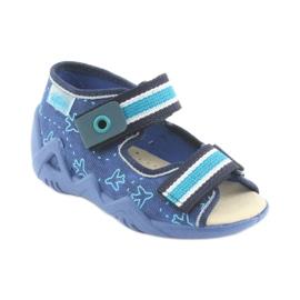 Befado žute dječje cipele 350P004 2