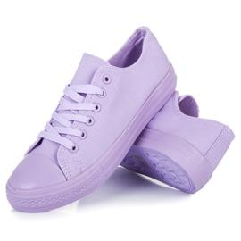 Seastar Ljubičaste tenisice purpurna boja 3