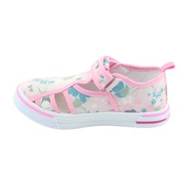 American Club Američke cipele za djecu s velcro inlay kožom 2
