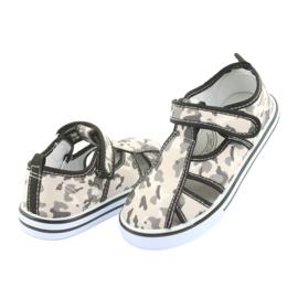 Dječje cipele American Club-a s umetkom od velcro kože 4