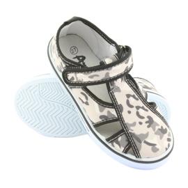 Dječje cipele American Club-a s umetkom od velcro kože 3