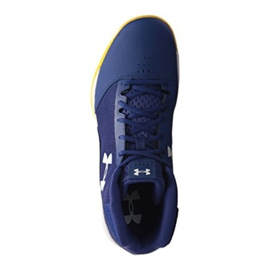 Under Armour Košarkaške cipele Under Armor Jet Mid M 3020224-500 plava plava 3