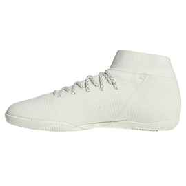 Zatvorene cipele adidas Nemeziz 18.3 U M D97989 bijela bijela 1