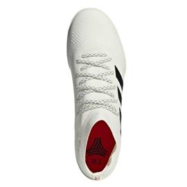 Zatvorene cipele adidas Nemeziz 18.3 U M D97989 bijela bijela 2