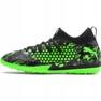 Zatvorene cipele Puma Future 19.3 Netfit Tt M 105542 03 crno, zeleno zelena 1