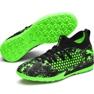 Zatvorene cipele Puma Future 19.3 Netfit Tt M 105542 03 crno, zeleno zelena 5