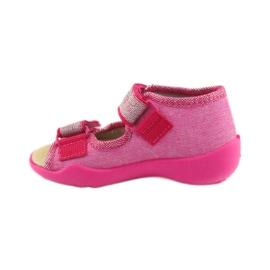 Dječje cipele Befado 342P001 ružičasta 3