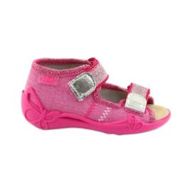 Dječje cipele Befado 342P001 ružičasta 1