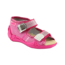 Dječje cipele Befado 342P001 ružičasta 2