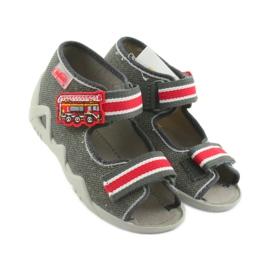 Dječačke nap cipele Befado 250P089 sive 4