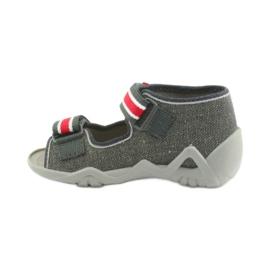 Dječačke nap cipele Befado 250P089 sive 2