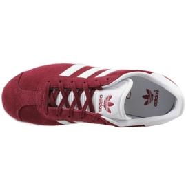 Crvene cipele Adidas Gazelle Jr CQ2874 2