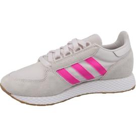Cipele Adidas Forest Grove W EE5847 bijela 1