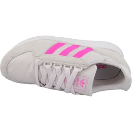 Cipele Adidas Forest Grove W EE5847 bijela 2