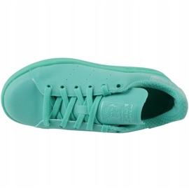 Cipele Adidas Stan Smith Adicolor W S80250 plava 2