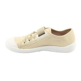 Dječje cipele Befado 251Y071 žuti 2