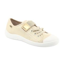 Dječje cipele Befado 251Y071 žuti 1