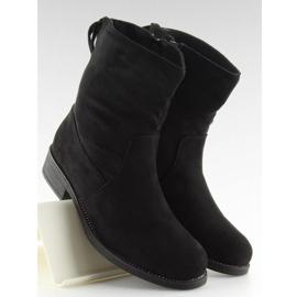 Ženska obuća crna 7378-PA Crna 6