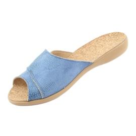 Befado ženske cipele pu 265D015 plava 3