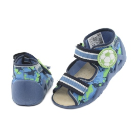 Befado žute dječje cipele 350P002 4