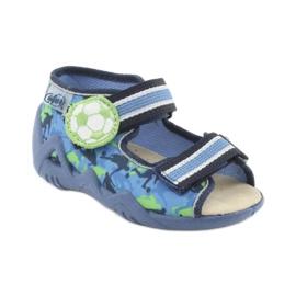 Befado žute dječje cipele 350P002 1