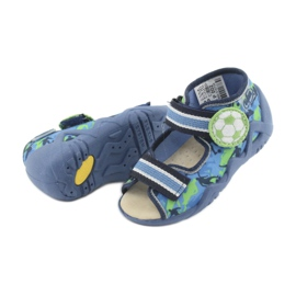 Befado žute dječje cipele 350P002 5