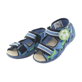 Befado žute dječje cipele 350P002 3
