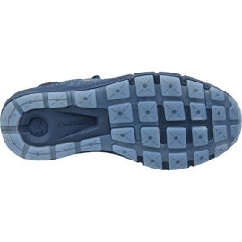 Under Armour Pod tenisicama Armor Charged Rogue Twist Ice M 3022674-400 mornarica 3