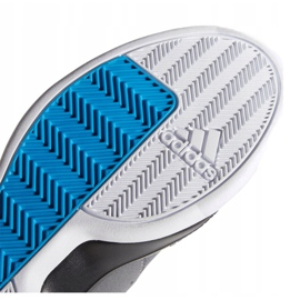 Cipele Adidas Pro Adversary 2019 M BB9190 siva siva 1