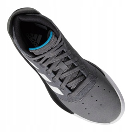 Cipele Adidas Pro Adversary 2019 M BB9190 siva siva 12