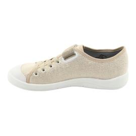 Dječje cipele Befado 251Q098 bež zlatna 4