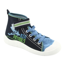 Befado dječje cipele 268Y066 mornarsko plava 2