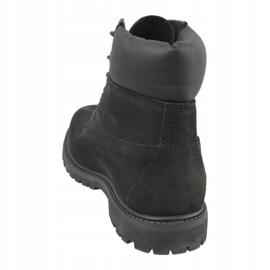 Timberland 6 Premium In Boot Jr 8658A cipele crna 3