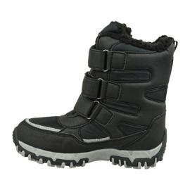 Kappa Great Tex Boot Jr 260558T-1115 cipele crna 1
