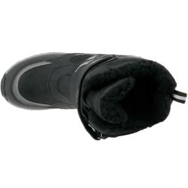 Kappa Great Tex Jr 260558K-1115 zimske čizme crna 2