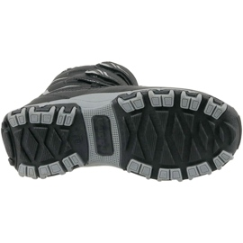 Kappa Great Tex Jr 260558K-1115 zimske čizme crna 3